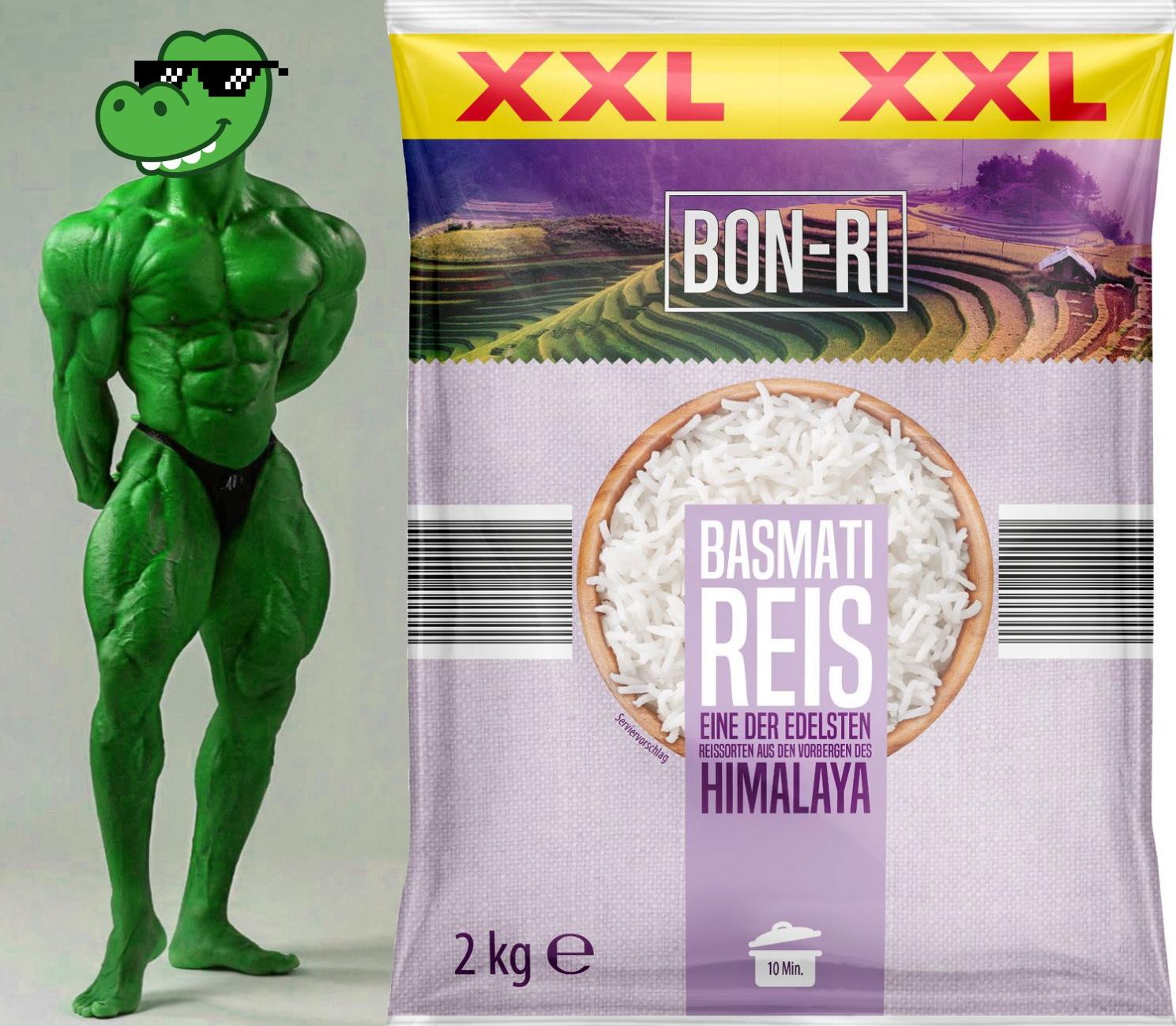 Pumpermarkt [31/21]: z.B. 2kg Bon-Ri Basmati Reis für 3,29€ bei Aldi (Nord & Süd) ab Freitag
