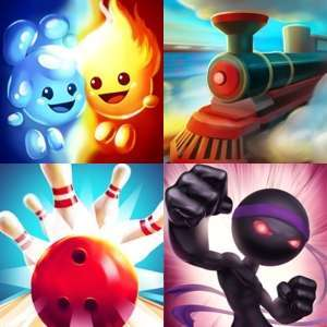 Super Bowling 3D, Fire and Ice, Virtual Dog 3D, Ragdoll Stickman Fight & Rope Championship (PC) kostenlos (Xbox Store)