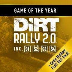DiRT Rally 2.0 - Game of the Year Edition (Steam) für 3,99€ (Fanatical)