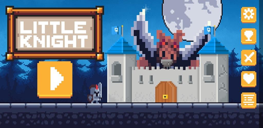 LittleKnight (PC, macOS, Linux DRM-Free) kostenlos (itch.io)