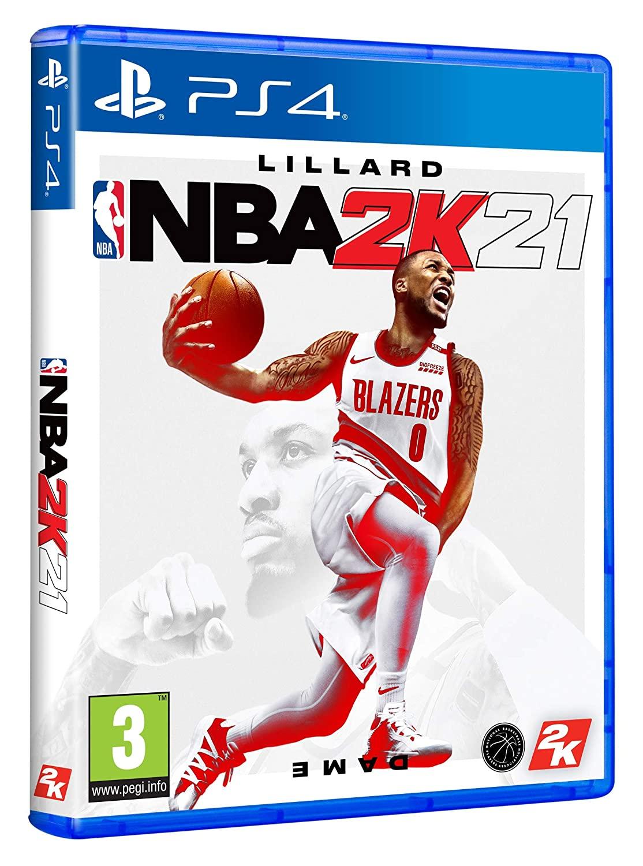 NBA 2K21 PS4 - [PlayStation 4]