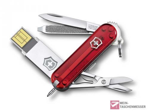 VICTORINOX mit USB 4GB und gratis Gravur für 25€ frei Haus @Mein-Taschenmesser