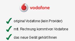 Vodafone SuperFlat Internet Wochenende mit 120 Minuten <- 3,99€/ Monat