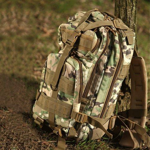 """(CN) Kleiner Outdoor Rucksack """"Military Tactical"""" für 17.73€ @BIC"""
