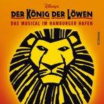 Musical König der Löwen + ÜN/F für 91 € p.P.