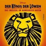 Musical König der Löwen + ÜN ab 78 € p.P.