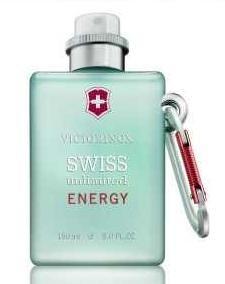 Victorinox Swiss Unlimited Energy Eau de Cologne  (Herren Parfüm Muster)