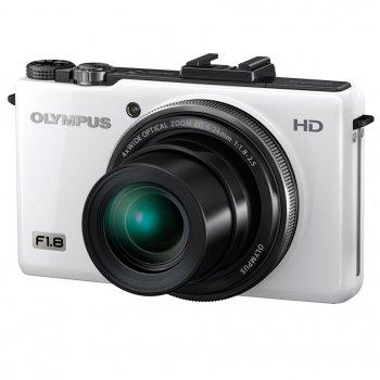 Olympus XZ-1 (weiß) = 169,00€ + 3,99€ Versand (nächster Preis: 224,95€)