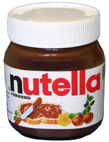 Nutella 400g Glas 1,-€  Online bei Schlecker