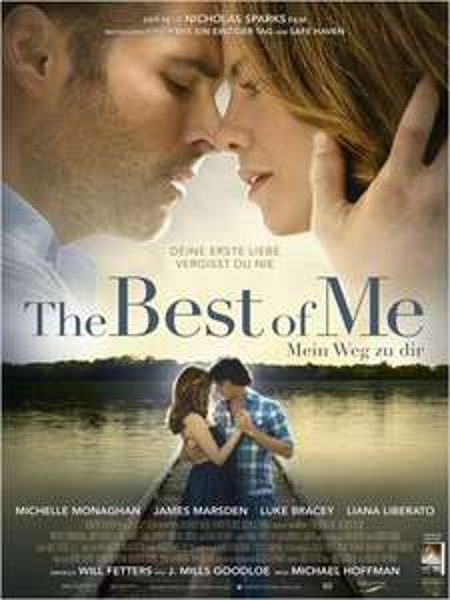 Günstig ins Kino zu: The Best Of Me – Mein Weg zu (7 Städte)