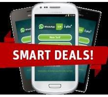 [E-Plus] Huawei Ascend Y330 für 49€ (oder Sony Xperia M2 für 169€) mit WhatsApp SIM