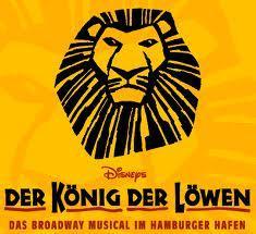 Der König der Löwen Musical Hamburg - 2 Karten PK2 zusammen nur 99 Euro oder 2x PK 1 nur 119