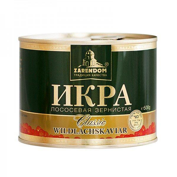 Kaviar / Gorbuscha - Lachskaviar ab 23,81€/kg / bis zu 21% Ersparnis