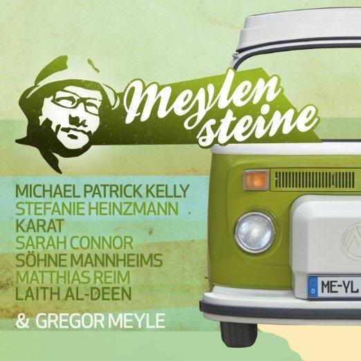 [MÜLLER] Gregor Meyle - Meylensteine als CD für 14,99€ (bzw.13,49€ mit 10%) [Nur am 12.06.2015]