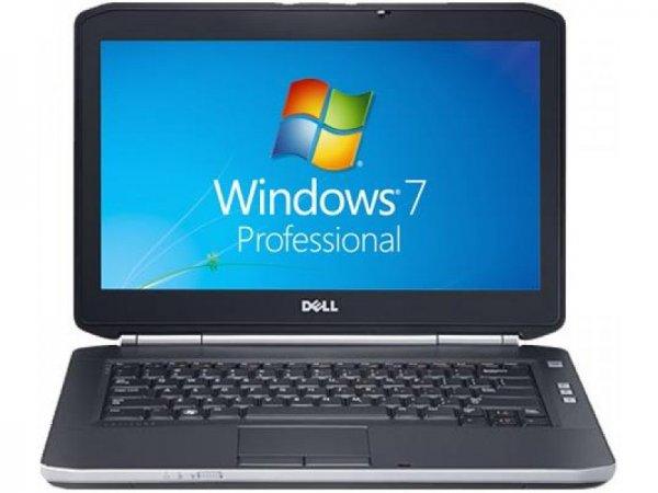 Dell Latitude E6420 refurbished A-Ware i5 2,5 GHz 4GB Ram 250GB Win7 Pro DVDRW für 199 €