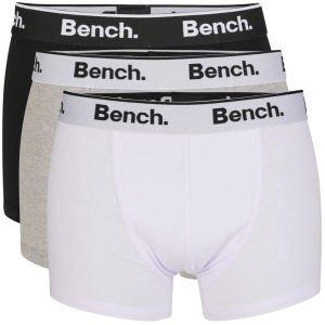 BENCH MEN'S 3-PACK Boxershorts 15,26 ink. Versand