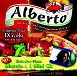 [EDEKA] Alberto Tiefkühlpizza (verschiedene Sorten, 320gr.) nur 1,00 €
