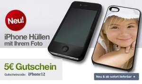 iPhone 4(S) Hülle mit eigenem Motiv