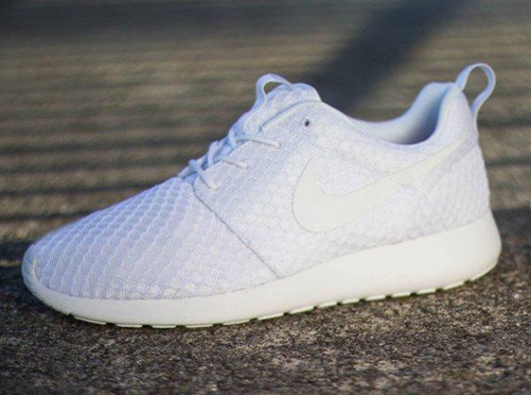Nike Roshe Run BR weiß