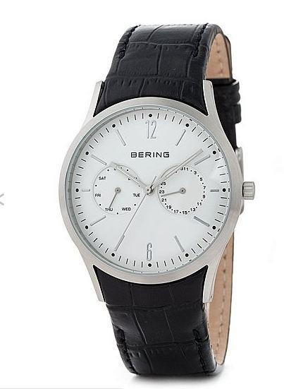 BERING Time Herren-Armbanduhr Slim Classic (10mm dünn) - 59,99€ statt idealo ab 79€