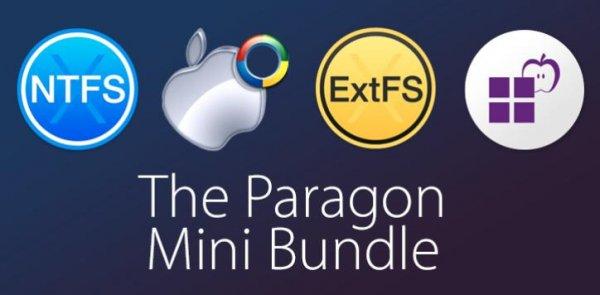 (MAC) Paragon 4-1 Mini Bundle mit 4 Apps für 27,26€ - 63% Ersparnis