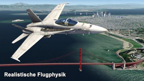 [IOS] Aerofly 2 Flugsimulator gratis statt 1,99 €