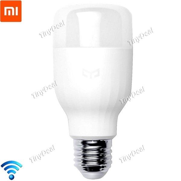 Tinydeal = Xiaomi Yeelight Smart LED Glühbirne über Smartphone steuern