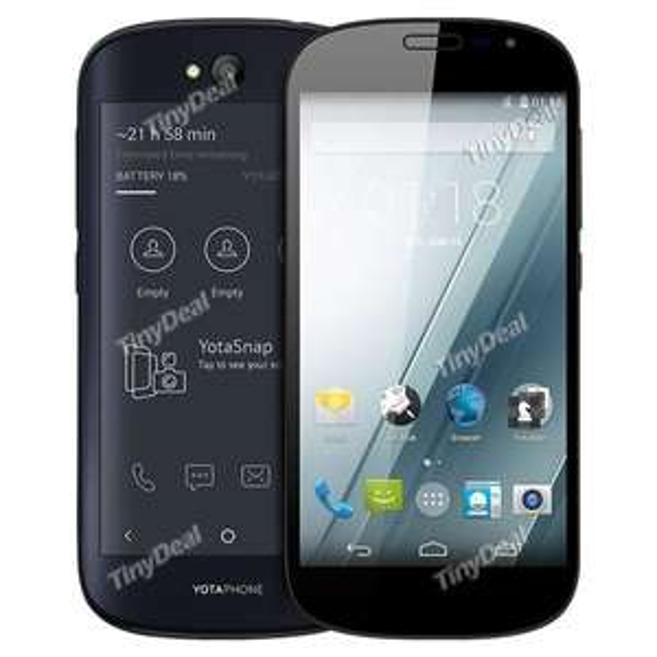 Yotaphone 2 @tinydeal