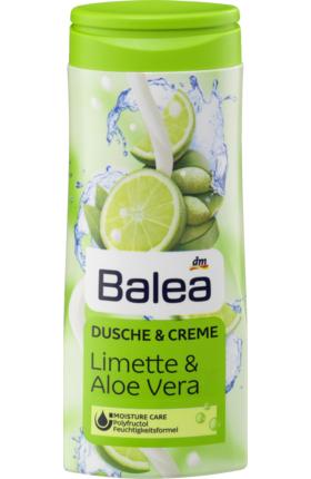 [Lokal Mainz-Finthen] Balea Cremedusche Limette & Aloe Vera mit Coupon gratis