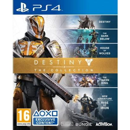 [thegamescollection.net] Destiny: The Collection PS4 / XOne (PEGI-Version)