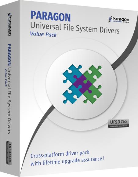 Paragon UFSD Value Pack mit 5 Apps und Lifetime Upgrades für nur 37,46€ – spart 74%!