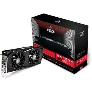 [Mindstars]Grafikkarte 8GB XFX Radeon RX 480 GTR Aktiv (223,16€ im Midnight Shopping)