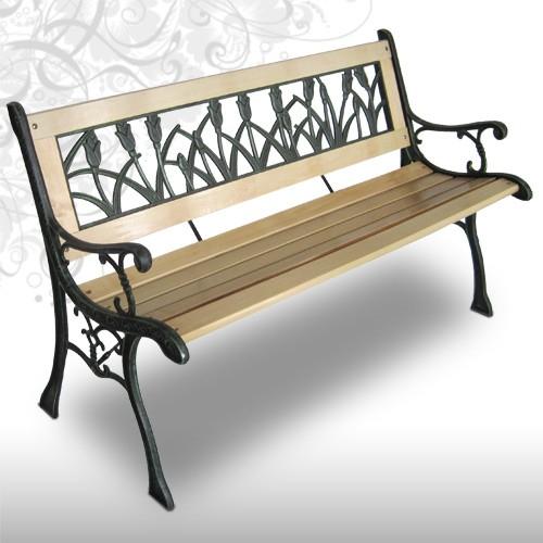 Raus ins Grüne: Sammeldeal zum Gartensaisonstart mit günstigen Möbeln, Geräten und Deko, z.B. Gartenbank für 25,96€ inkl. VSK