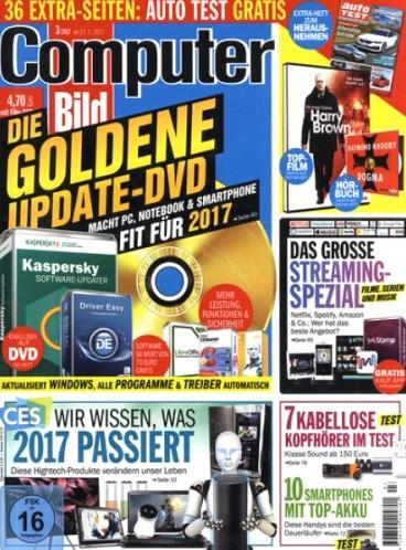 Computer Bild mit DVD - 7 Ausgaben für 35€ mit 35€ Amazon-Gutschein