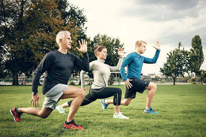 Köln: fit-koeln.de - kostenloses Fitness und Lauftraining - mehrmals in der Woche