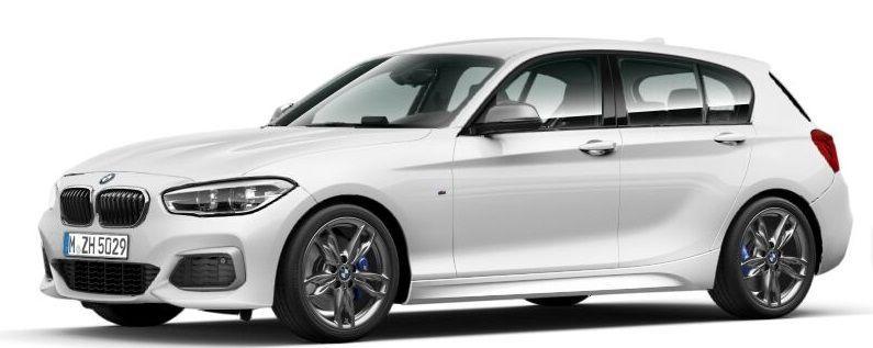BMW M140i 5-Türer M-Paket LED Privatkundenleasing 299,-€ pro Monat, 36 Monate / 10000km pro Jahr