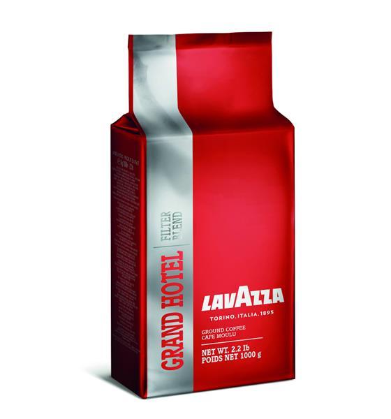 Null.de:  LAVAZZA Grand Hotel Filter-Blend gemahlener Filterkaffee 1 KG für 5,95 Euro