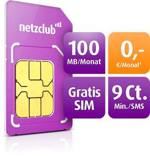 [FÜR ALLE DIE ES NOCH NICHT KENNEN] --- Netzclub Surf Basic mit 100 MB für 0€ - Handytarif - O2 eplus
