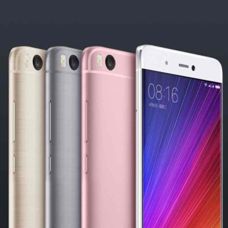 (Gearbest) Original Xiaomi Mi5s SD821 3/64GB gold, silber oder grau KEIN Band 20