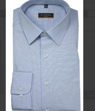 Viele Eterna Hemden ab 19,99€ Lang und Kurzarm