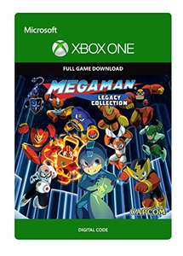 Mega Man Legacy Collection (Xbox One) für 5,46€ (Amazon.com)