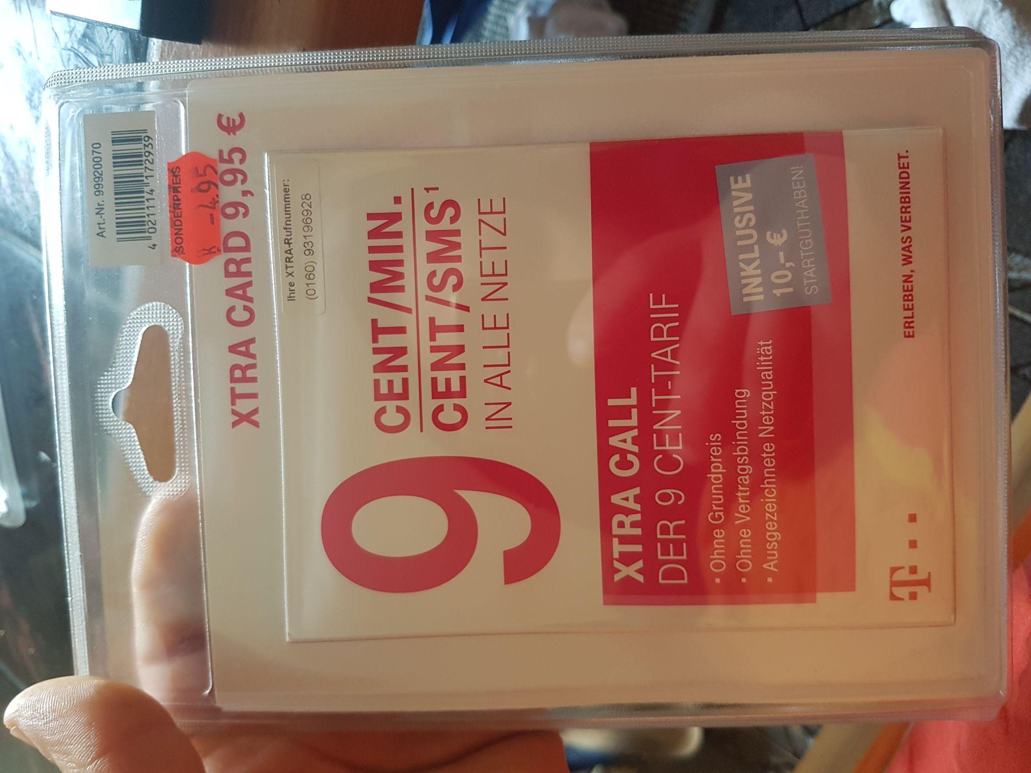 T-Mobile Karten Prepaid zum halben Preis - Postfiliale am Luisenplatz Darmstadt