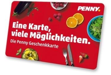 penny geschenkkarte