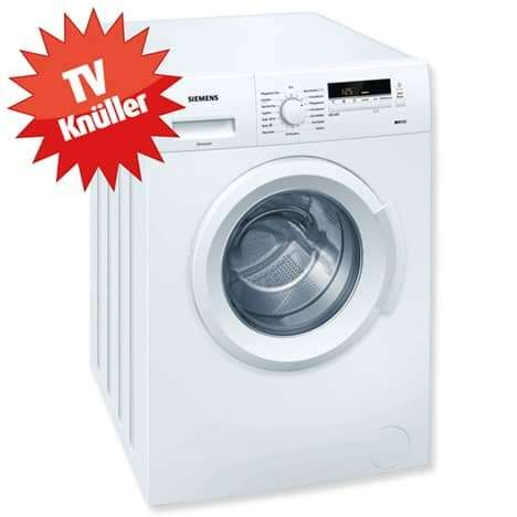 roller on und offline waschmaschine siemens wm14b222 inkl versand 358 euro. Black Bedroom Furniture Sets. Home Design Ideas